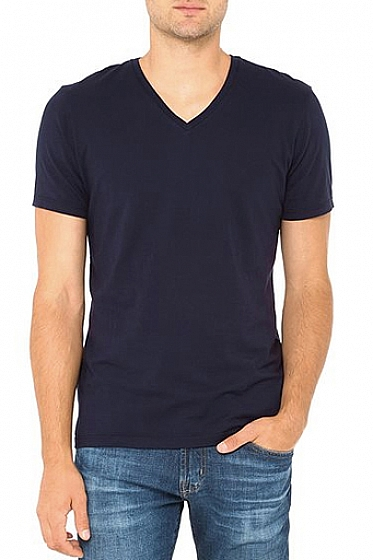 Ag Commute Vee Neck Tee