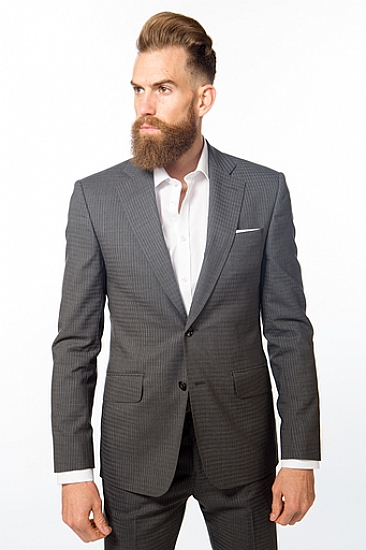 Hardy Amies Cole Suit