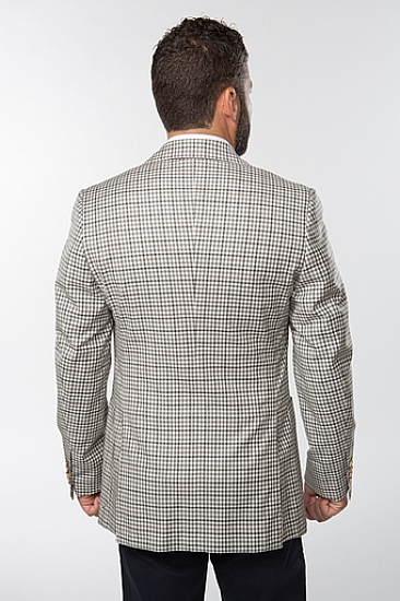 The Argentario Sport Coat - XXXX Black Label Collection