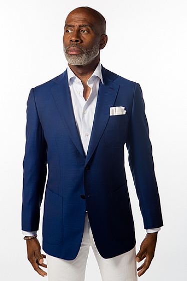 The St. Martin Sport Coat - XXXX Black Label Collection