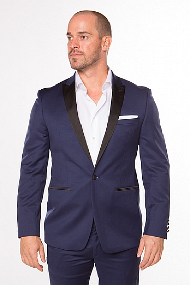 XXXX Collection Red Label Extreme Slim Fit Tuxedo